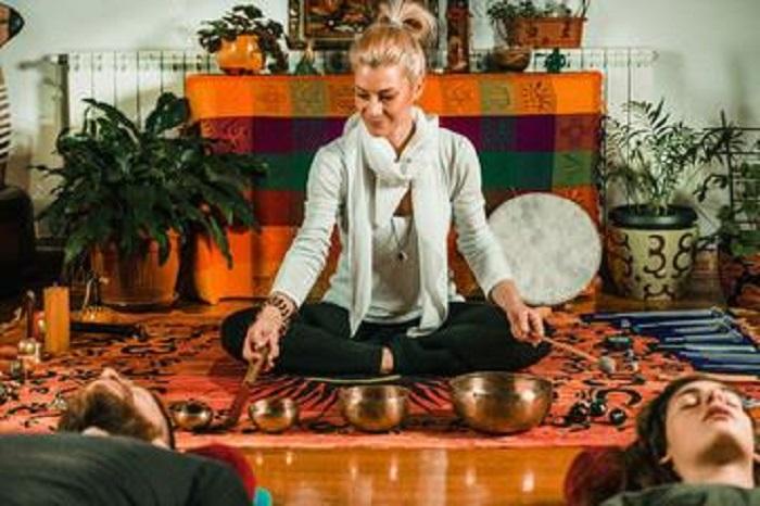 Full Moon Meditation Class