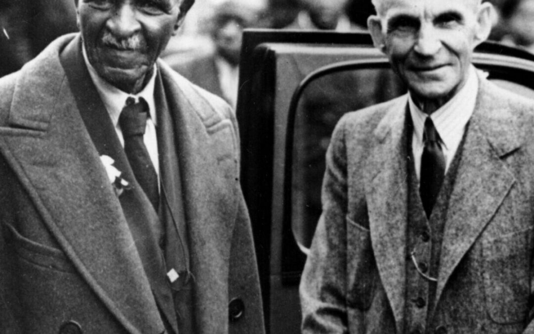 Digital Discussion: The Greatest of all my Inspiring Friends: Exploring the Friendship of Henry Ford and George Washington Carver